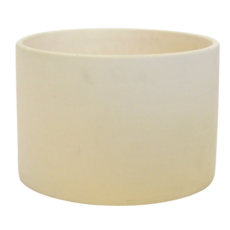 Architectural Pottery Bisque Planter At 1stdibs