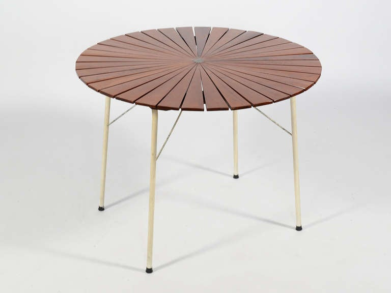 this danish teak collapsable table is no longer available