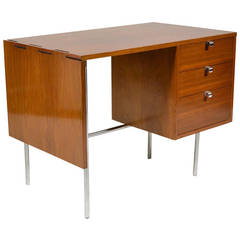 George Nelson Model 4754 Drop Leaf Desk by Herman Miller