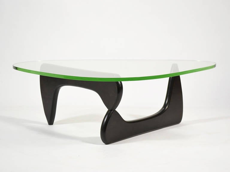 Very fine early noguchi coffee table by herman miller at 1stdibs Herman miller noguchi coffee table