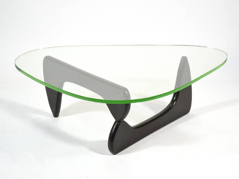 Very Fine Early Noguchi Coffee Table By Herman Miller At