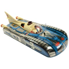 Tin Space Car by Holdauto