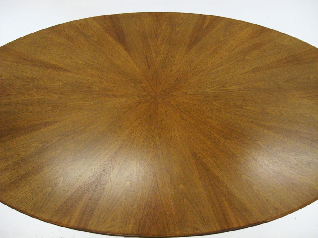 Mid-20th Century Osvaldo Borsani Style Dining or Conference Table For Sale