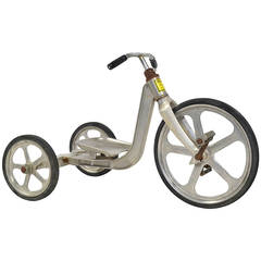 """Lo-Boy"" Aluminum Tricycle by Converto"