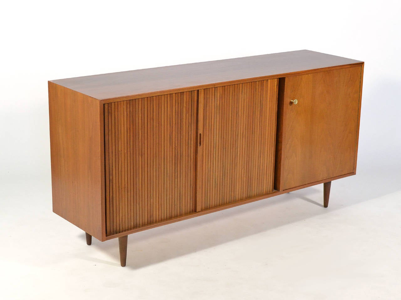 Mid-20th Century Milo Baughman Credenza by Glenn of California For Sale