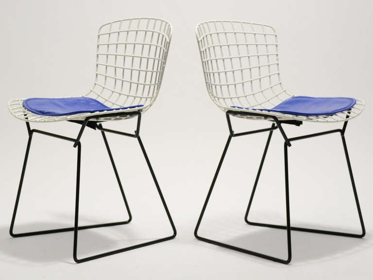 The Classic Bertoia Wire Chair Was Produced In The Standard Size For  Adults, But Also