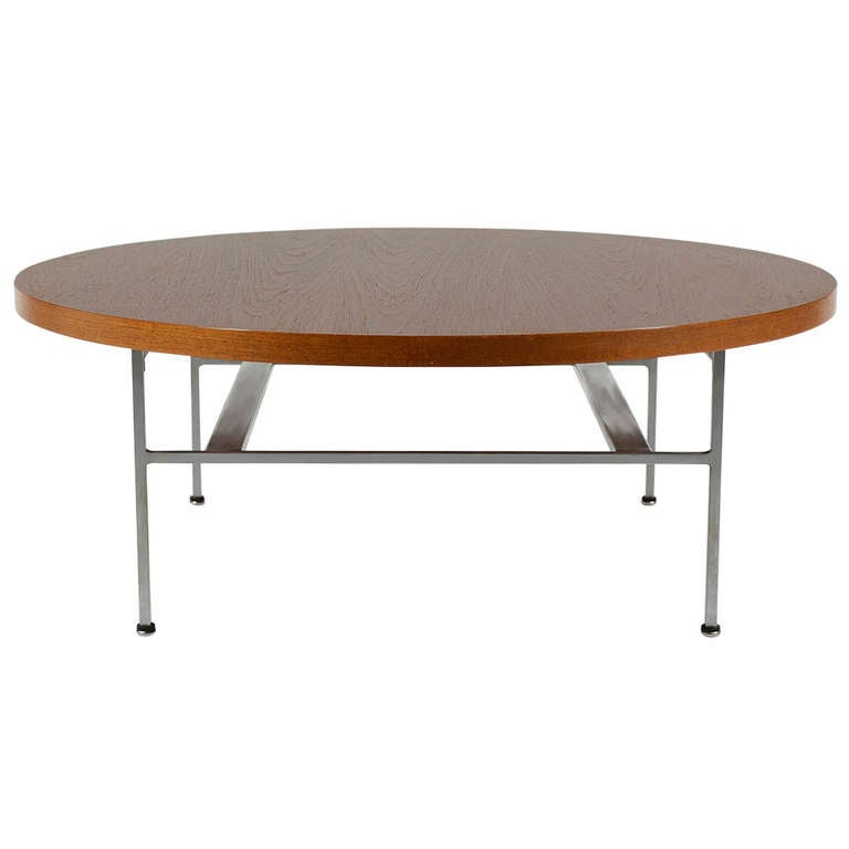 George Nelson Coffee Table By Herman Miller At 1stdibs