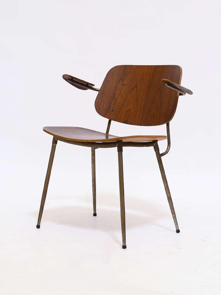 Børge Mogensen Armchair For Sale 1