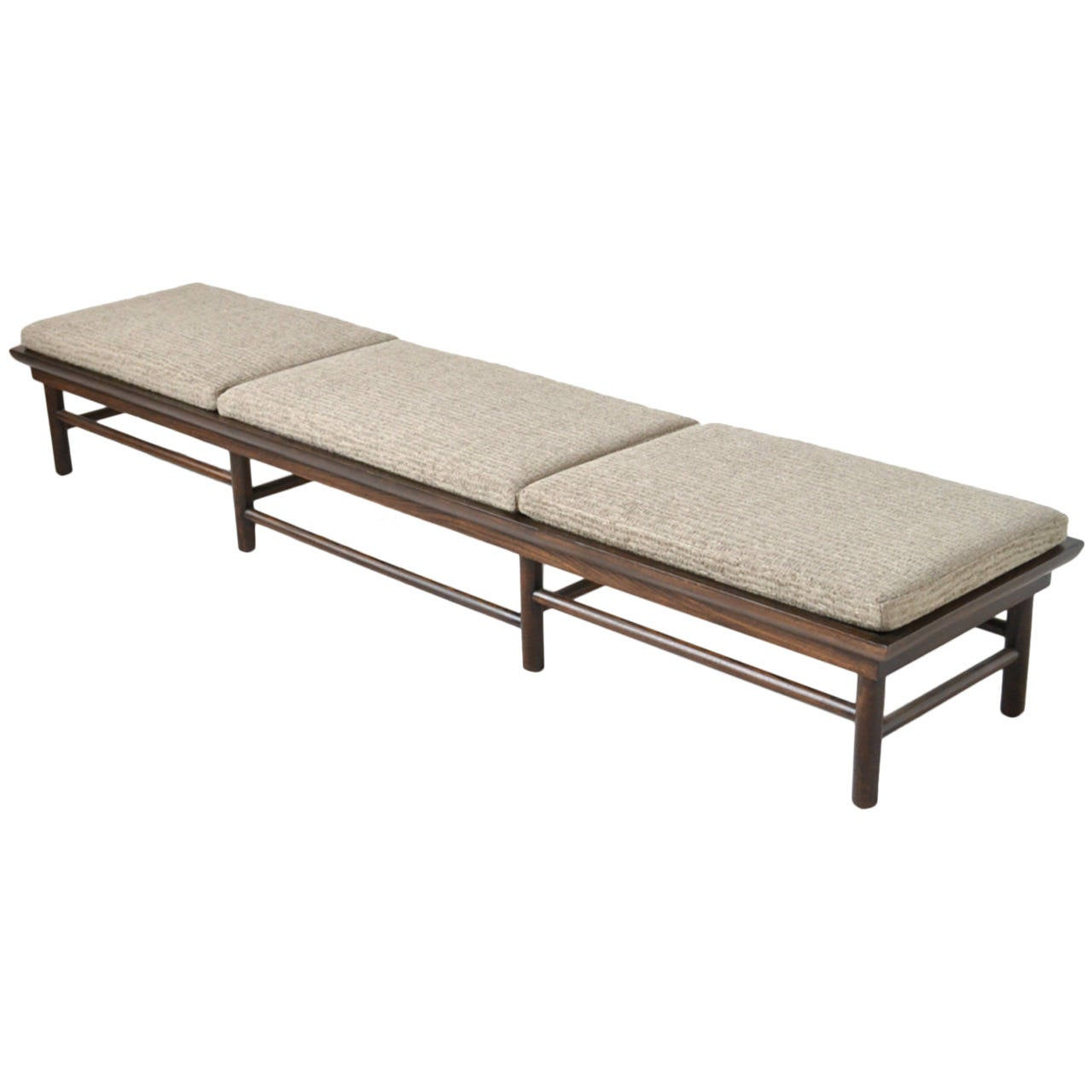 Long Bench Or Table In The Manner Of Edward Wormley For Sale At 1stdibs