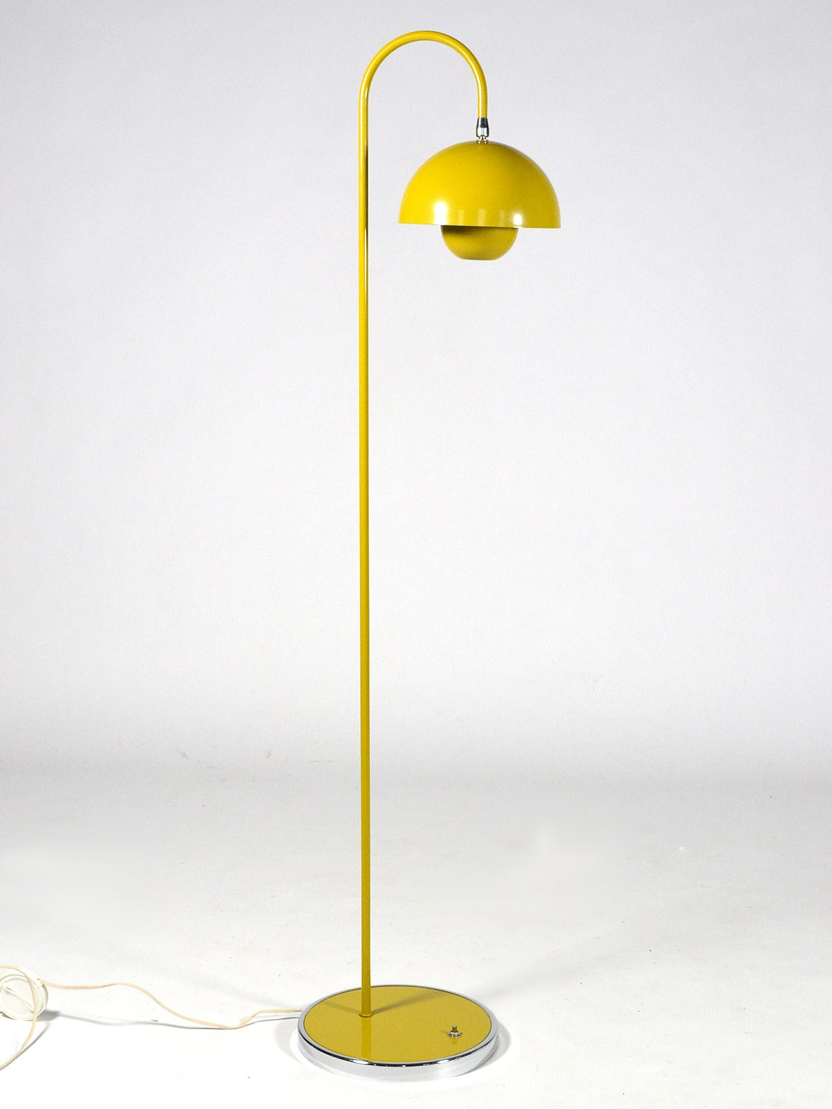 Verner Panton Flower Pot Floor Lamp at 1stdibs