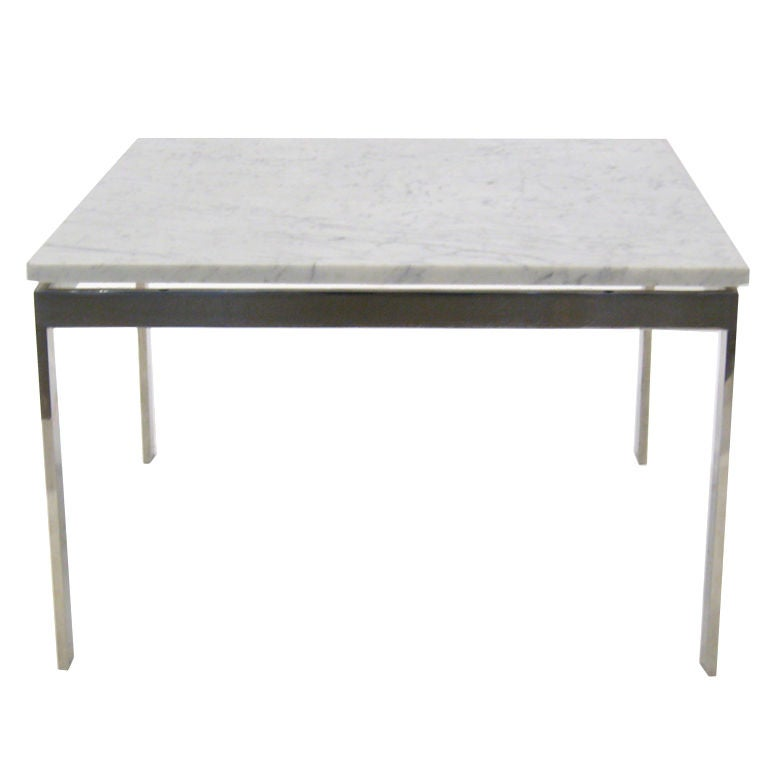 Jacob Epstein Marble Table By Cumberland At 1stdibs