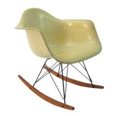 Early Eames RAR by Zenith Plastics for Herman Miller