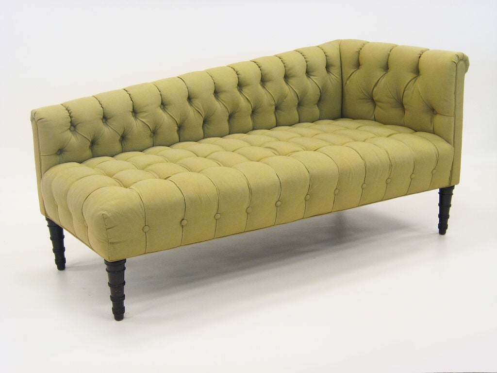 Recamier sofa best 25 recamier sofa ideas on pinterest for Sofa recamiere