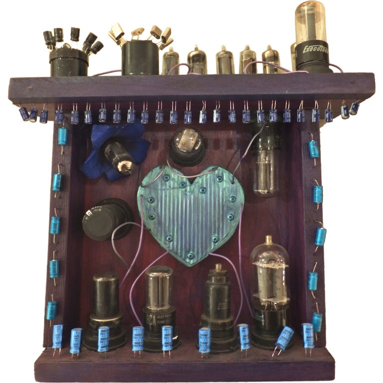 W B Nally Love Machine No 9 2008 At 1stdibs