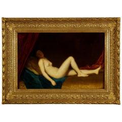 """""""Femme allongé"""" by Philippe Parrot"""
