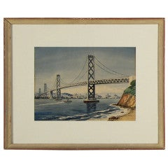 """Bay Bridge"" by Frank Serratoni"