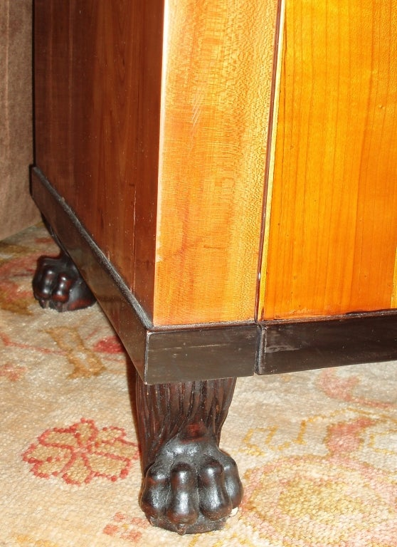Biedermeier Chest of Drawers For Sale 1