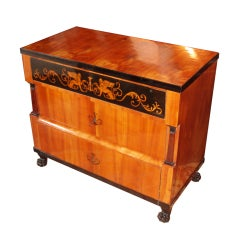 Biedermeier Chest of Drawers