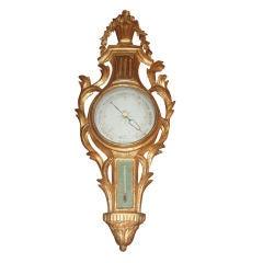 Louis XVI Period Barometer