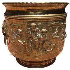 Brass Planter from the H.W. Keil Collection