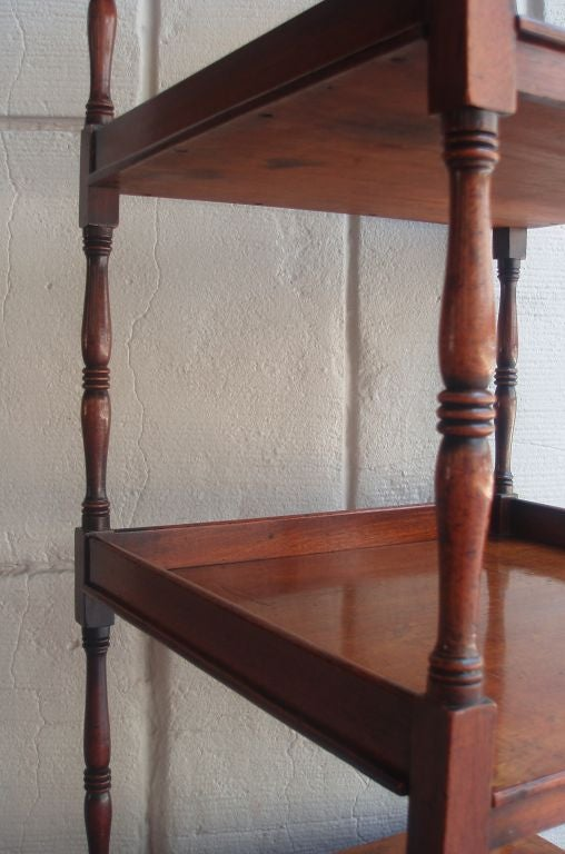 Regency Etagere In Good Condition For Sale In Palm Beach, FL