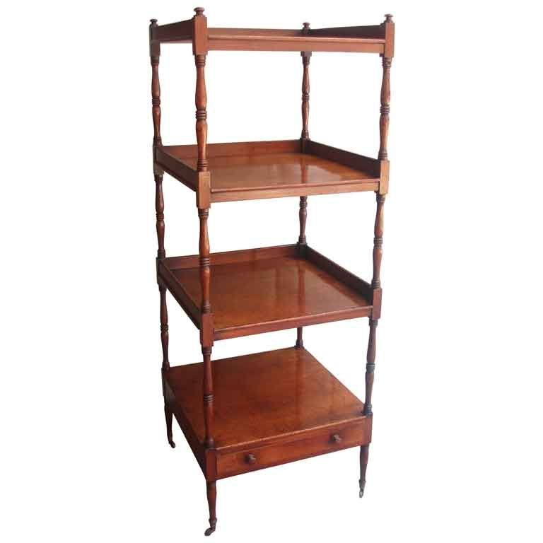 Regency Etagere For Sale