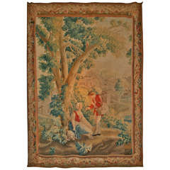 Charming 18th Century Tapestry