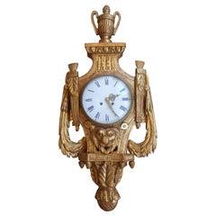 Louis XVI Cartel Clock