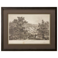 """""""Army of the Potomac"""" by John Bachelder, Civil War Era Lithograph, circa 1863"""