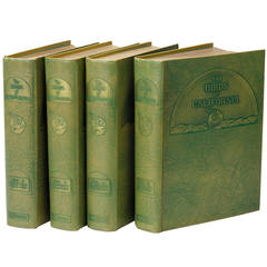 The Birds of California, Four-Volume Limited Edition of 350, circa 1923