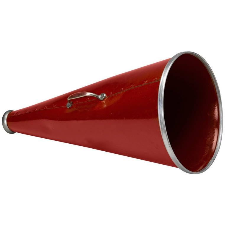 antique megaphone | eBay