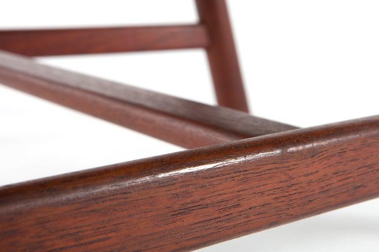 Lounge Chair by Ejner Larsen & A. Bender Madsen For Sale 4