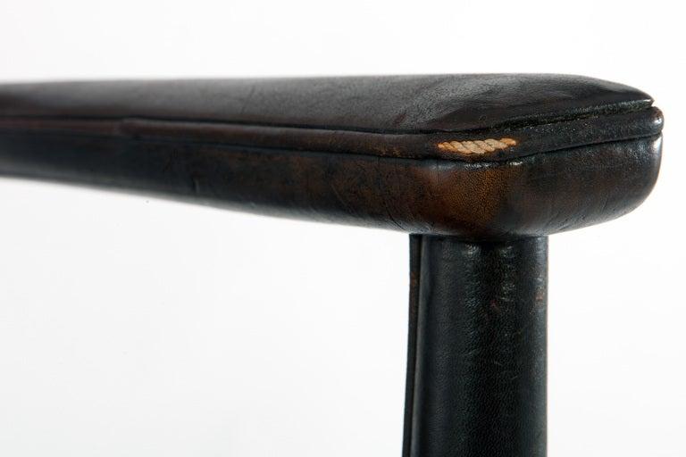 Lounge Chair by Ejner Larsen & A. Bender Madsen For Sale 3