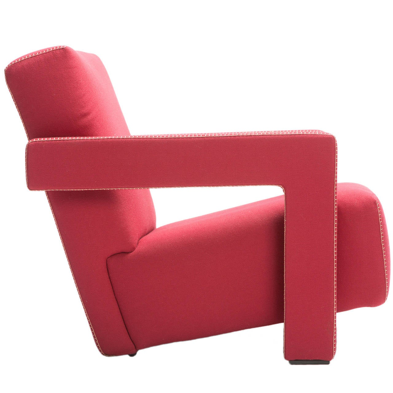 Gerrit rietveld chair for sale -  Utrecht Chair By Gerrit Rietveld For Cassina 1