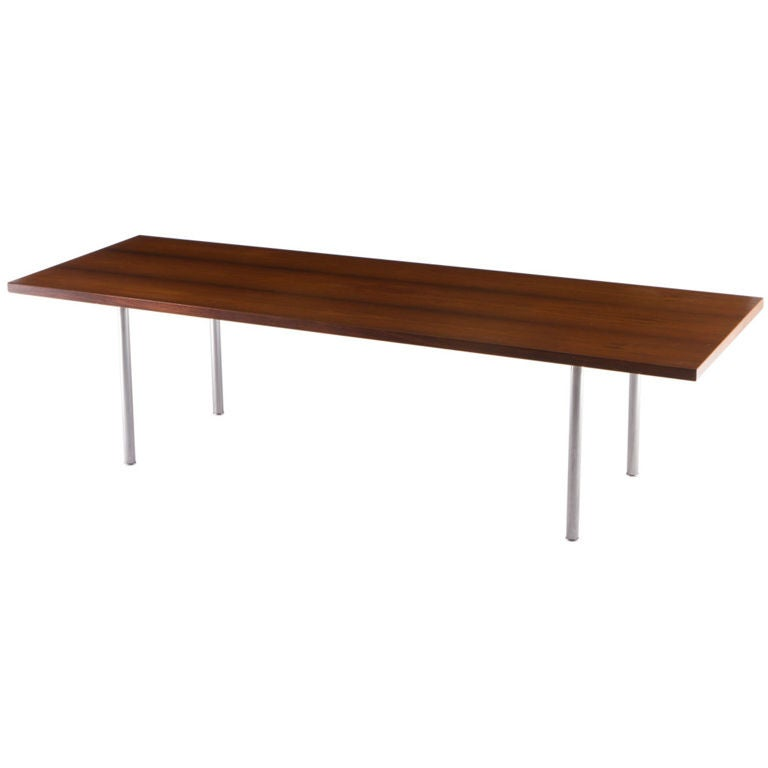 Hans Wegner Rosewood Coffee Table