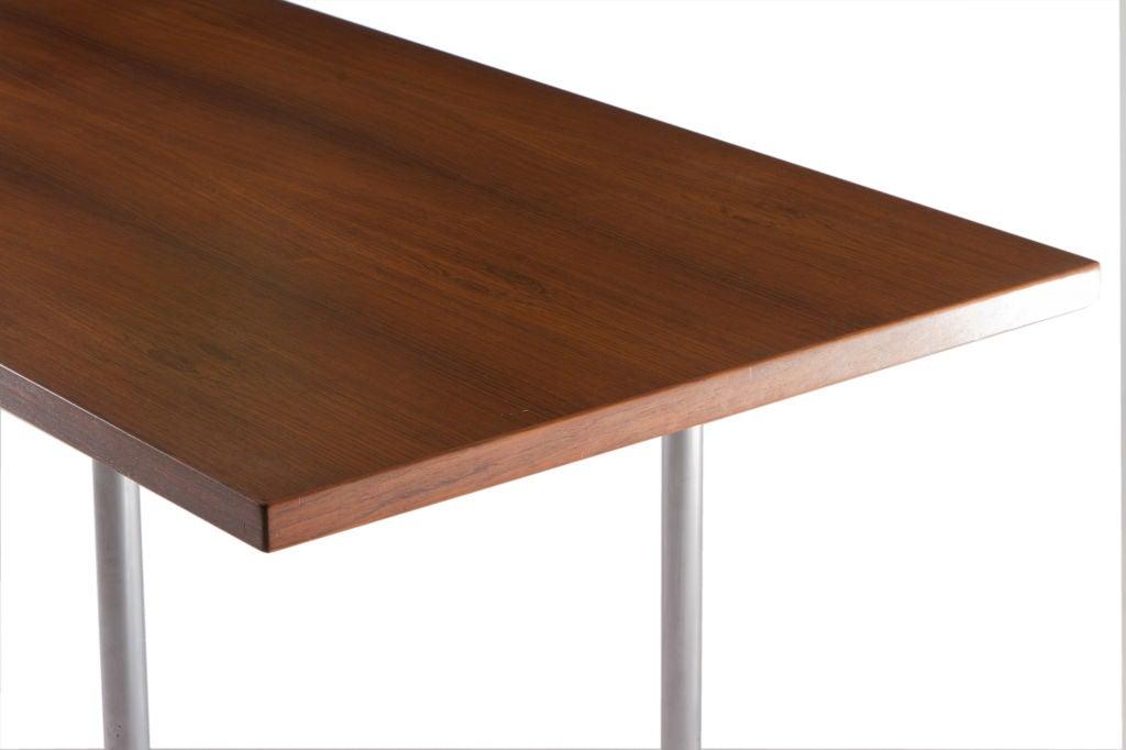 Mid-Century Modern Hans Wegner Rosewood Coffee Table For Sale