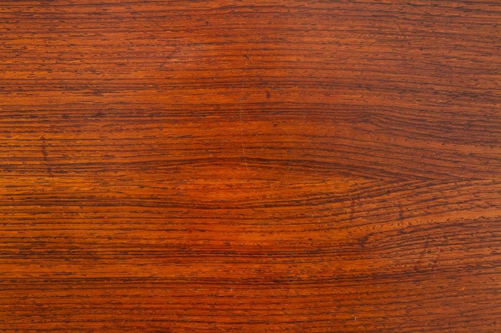 Danish Hans Wegner Rosewood Coffee Table For Sale