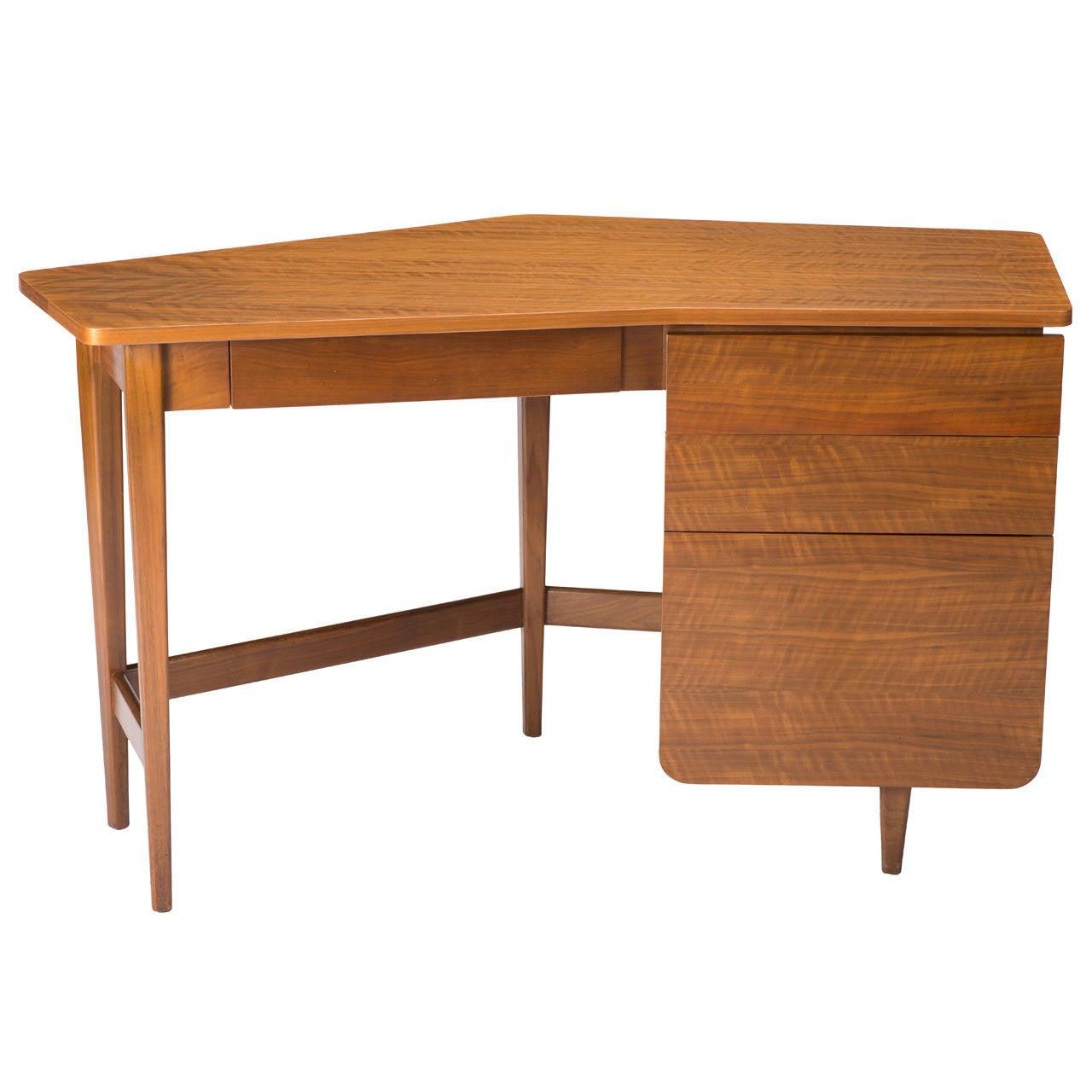 Desk by Bertha Schaefer for Singer and Sons