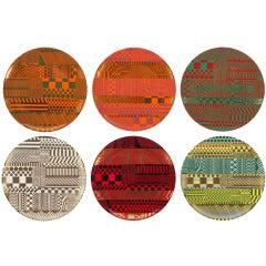 """Variations On A Geometric Theme"" By Eduardo Paolozzi"
