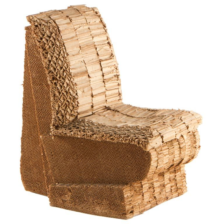 Frank O Gehry Sitting Beaver Chair At 1stdibs