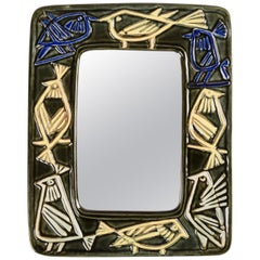 Lisa Larson Wall Mirror for Gustavsberg