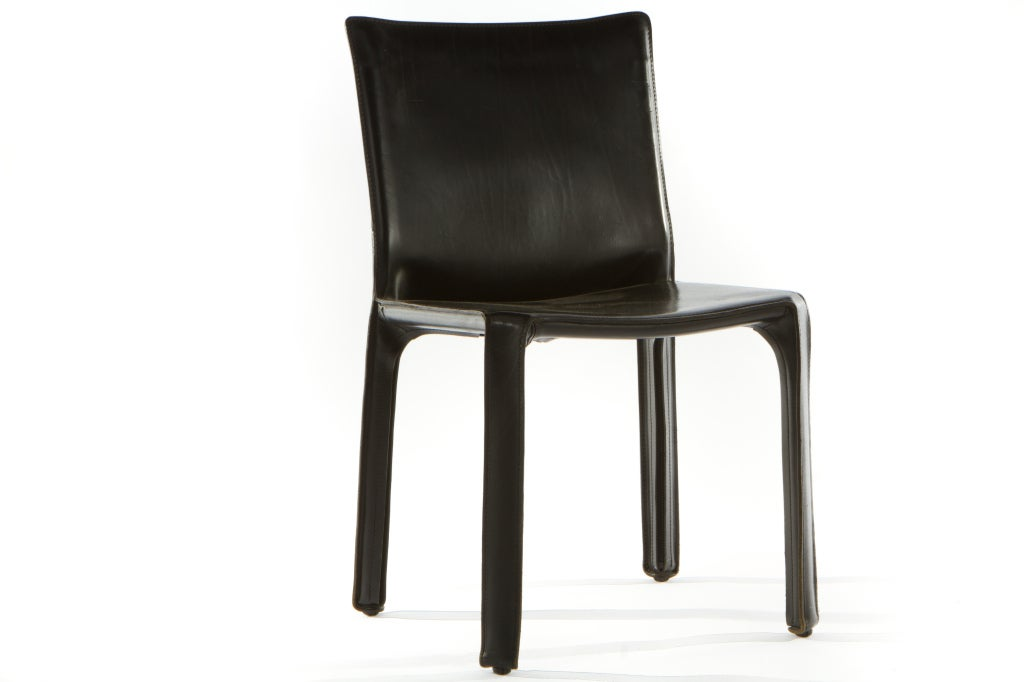 12 Mario Bellini Cab Chairs For Cassina At 1stdibs