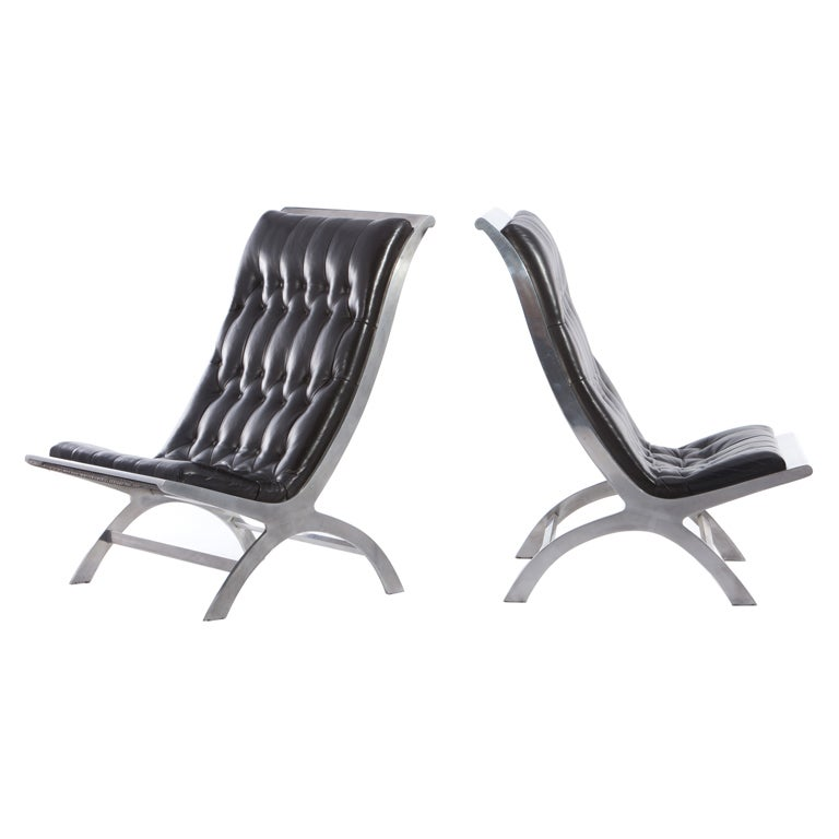John Vesey Maximillion Lounge Chairs