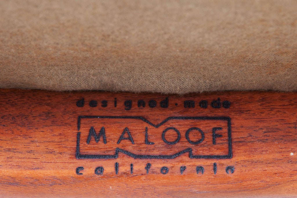 Sam Maloof Rocker For Sale 2