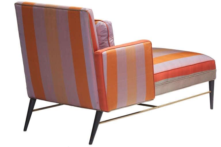 Rare Chaise Lounge by Paul McCobb 2