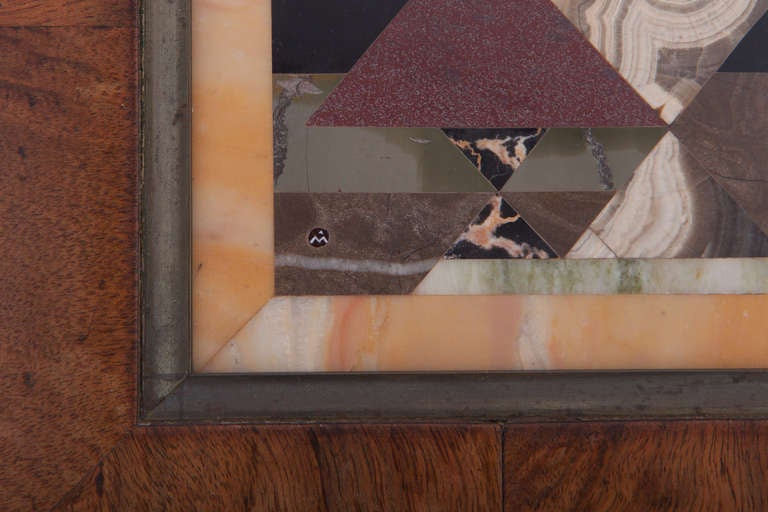 Richard Blow For Montici Pietra Dura Geometric Composition image 3