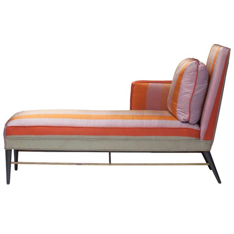 Rare Chaise Lounge by Paul McCobb 1