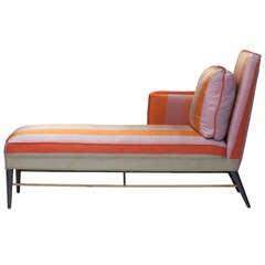 Rare Chaise Lounge by Paul McCobb