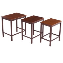 Thorald Madsens Nesting Tables