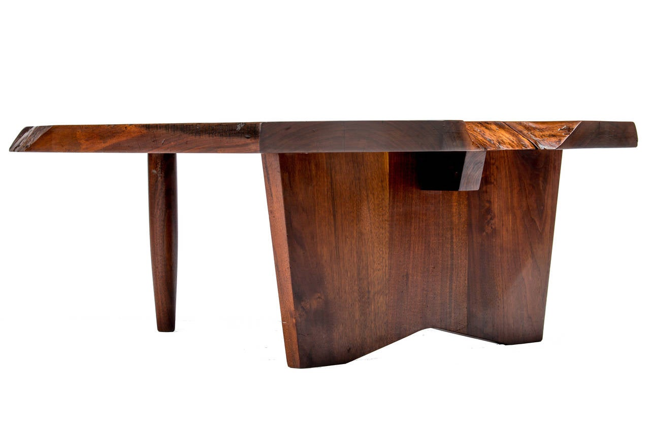 George Nakashima Conoid Coffee Table Image 5